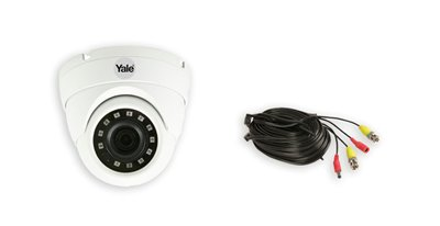 Smart 1080P CCTV wired dome camera