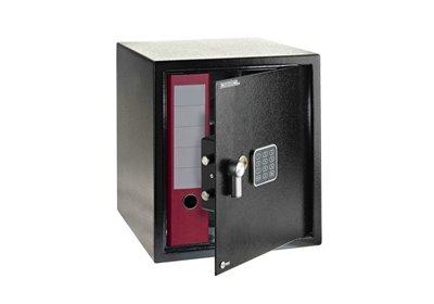 YEC/390/DB1 - Sejf podstawowy Value biurowy z alarmem
