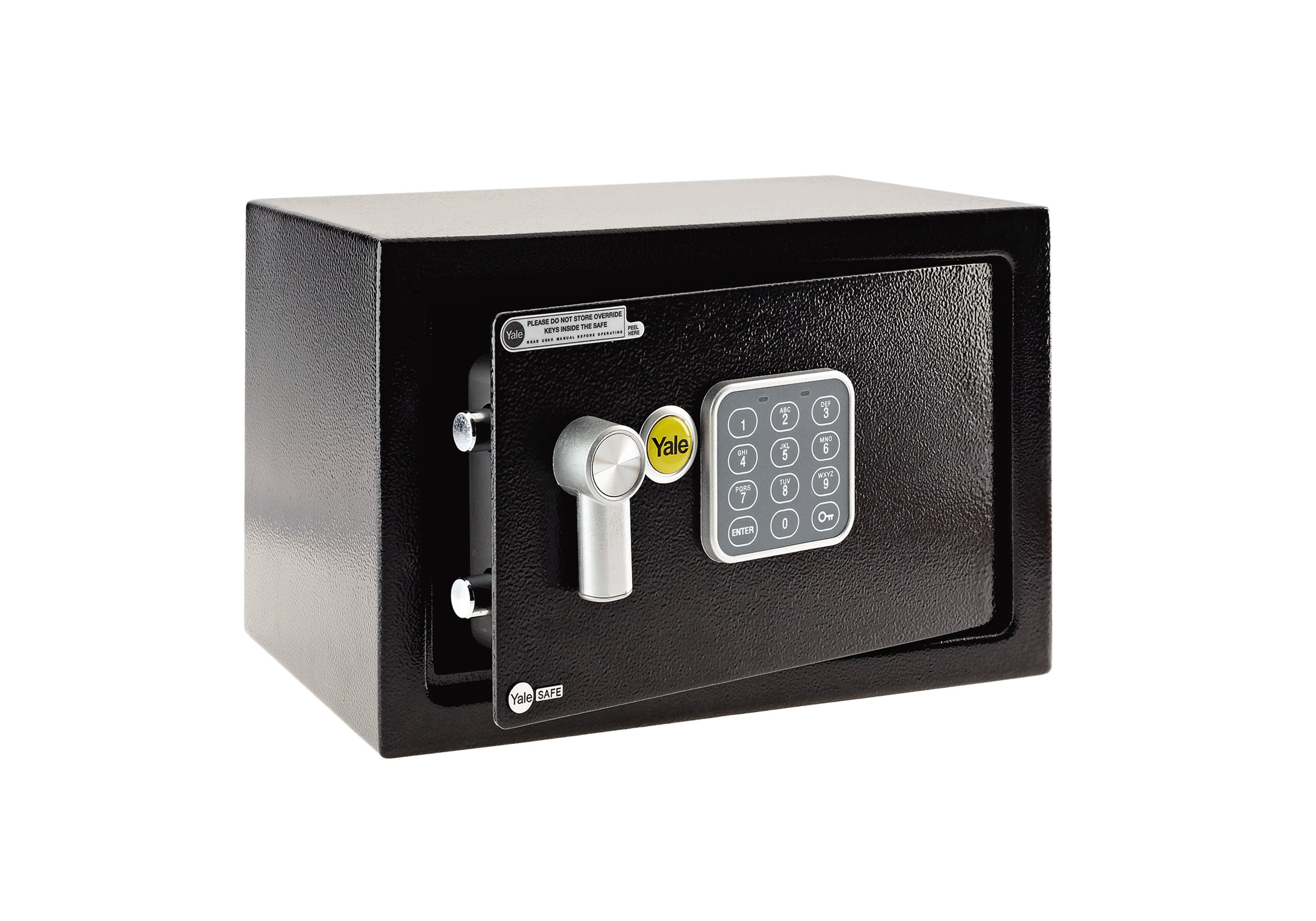 YEC/250 - Seif mediu cu alarmă