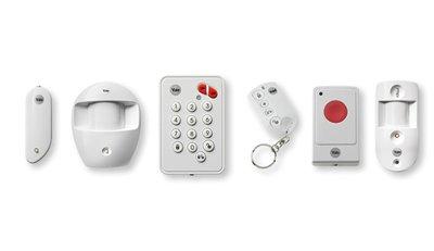 Accessoires alarmsystemen