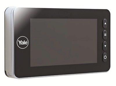 LCD Ekranlı Dijital Kapı Dürbünü - 5800 Serisi - Hareket Sensörlü