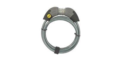 Standard Combination Cable Bike Lock