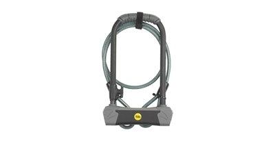 Maximum Security U-lock with Cable