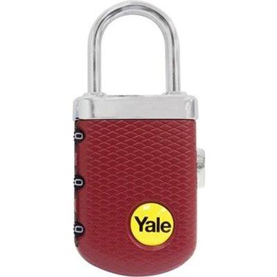 Yale Zarif Tip Şifreli Asma Kilit