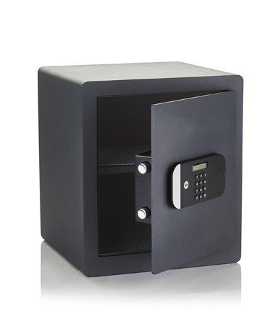 YSFM/400/EG1 - Sejf biurowy o maksymalnym poziomie bezpieczeństwa z czytnikiem linii papilarnych