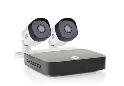 Zestaw Smart Home CCTV - SV-4C-2ABFX-2