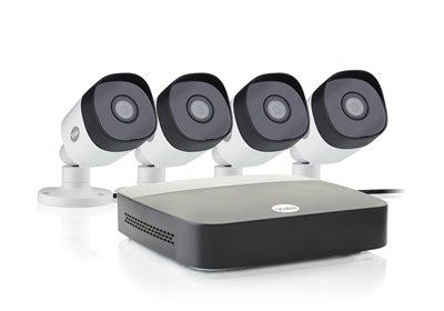 Zestaw Smart Home CCTV XL - SV-4C-4ABFX-2