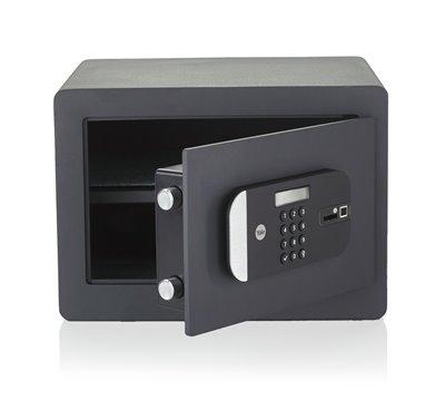 Coffre biométrique de sécurité maximale, Home