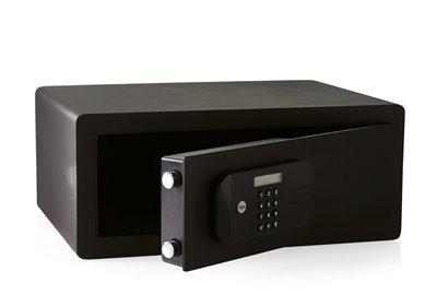 YLFB/200/EB1 - Sejf na laptop o wysokim poziomie bezpieczeństwa z czytnikiem linii papilarnych