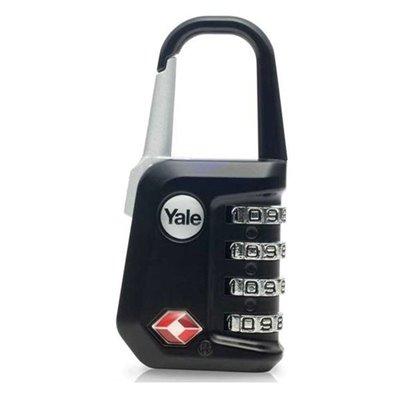 Yale Yönetici Şifreli Asma Kilit (TSA Onaylı)