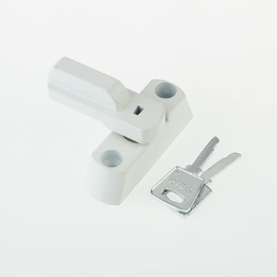 PVCu Window Lock
