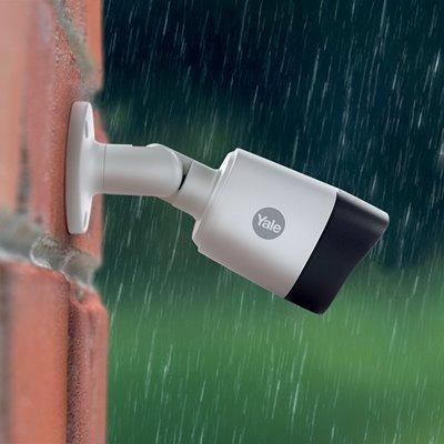 Smart Home CCTV Serisi - Beyaz
