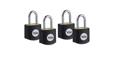 15mm Brass Padlock