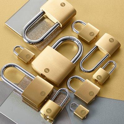 Standart Güvenlikli Asma Kilitler