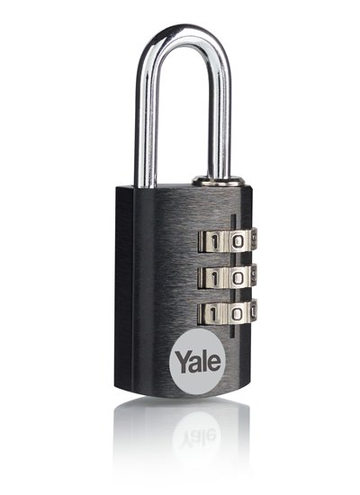 YE3CB - Aluminium Combination Padlocks