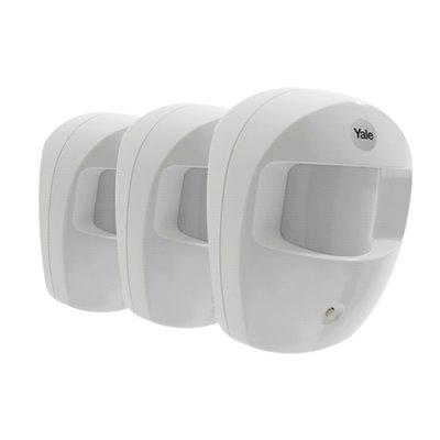 SR-alarm Set of 3 Motion Detector
