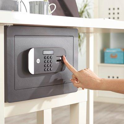 Maximum Security Fingerprint Safes