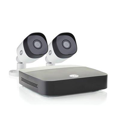 مجموعة كاميرات المراقبة الذكية