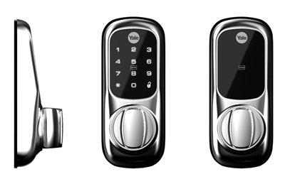 Smart Door Lock Keyless Connected (for wooden & metal doors)