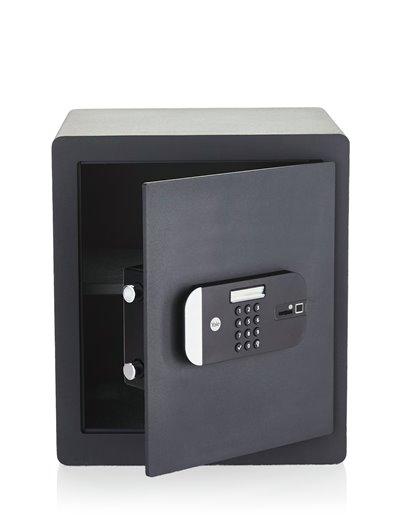 Maximum Security Office se snímáním otisků prstů