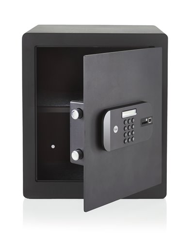 High Security Compact se snímáním otisků prstů