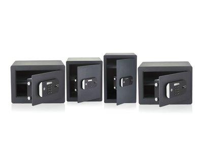 Motorizované sejfy Maximum Security se snímáním otisků prstů