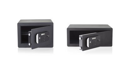 Maximum Security Fingerprint Safes