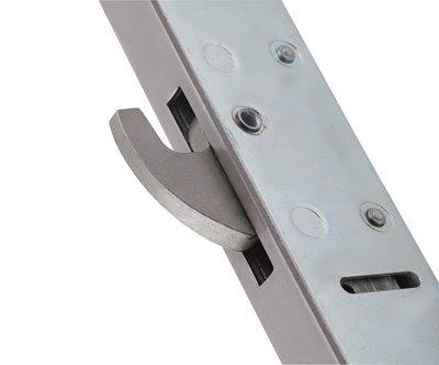 Lockmaster 90° Keyturn Roller Latch – 2 Hook (6') Range