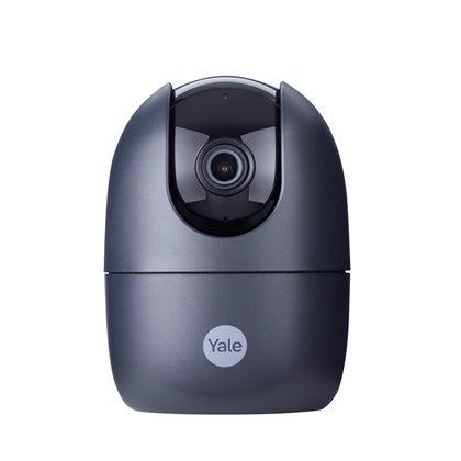 Yale Sisekaamera Wi-Fi - 360° pöördkaamera