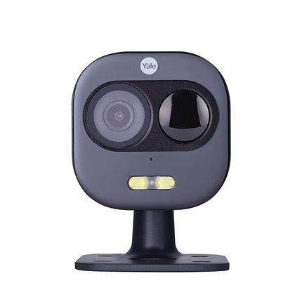 Yale Esiukse WiFi-kaamera - Valgus ja Alarm