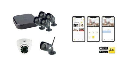 Smart CCTV range