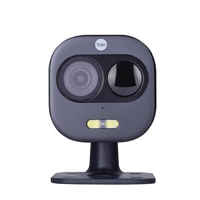 Yale All-in-One Dış Mekan Wi-Fi Kamera - Siyah