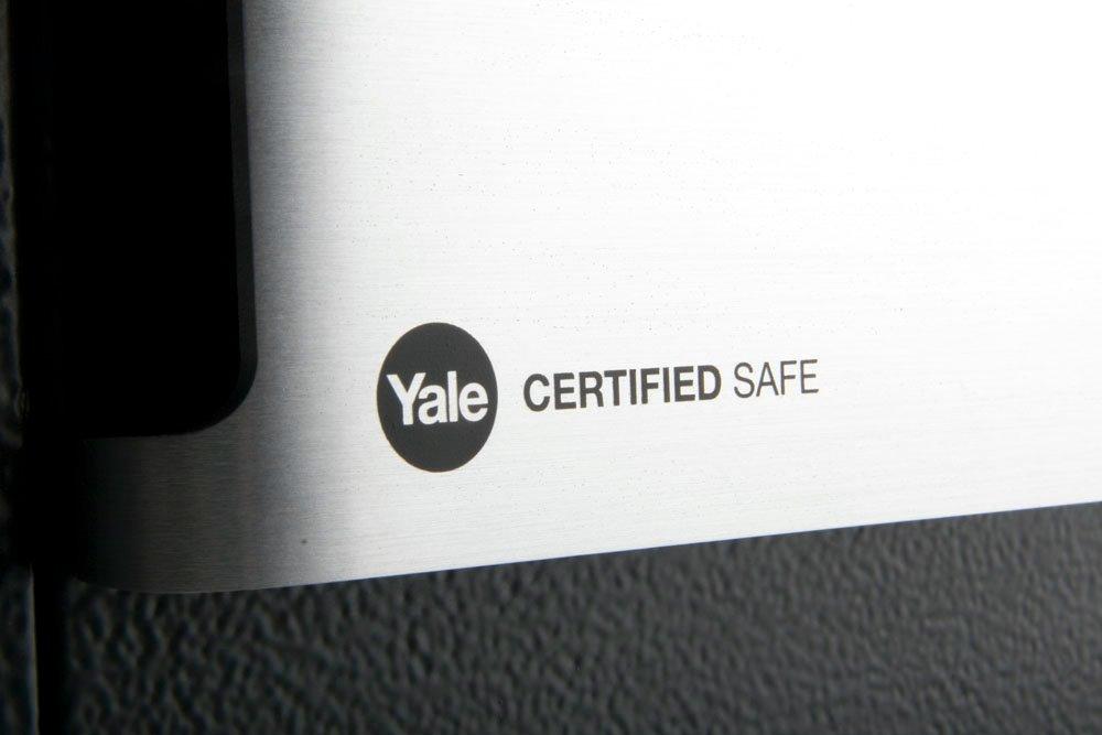 Wzmocnione sejfy Yale