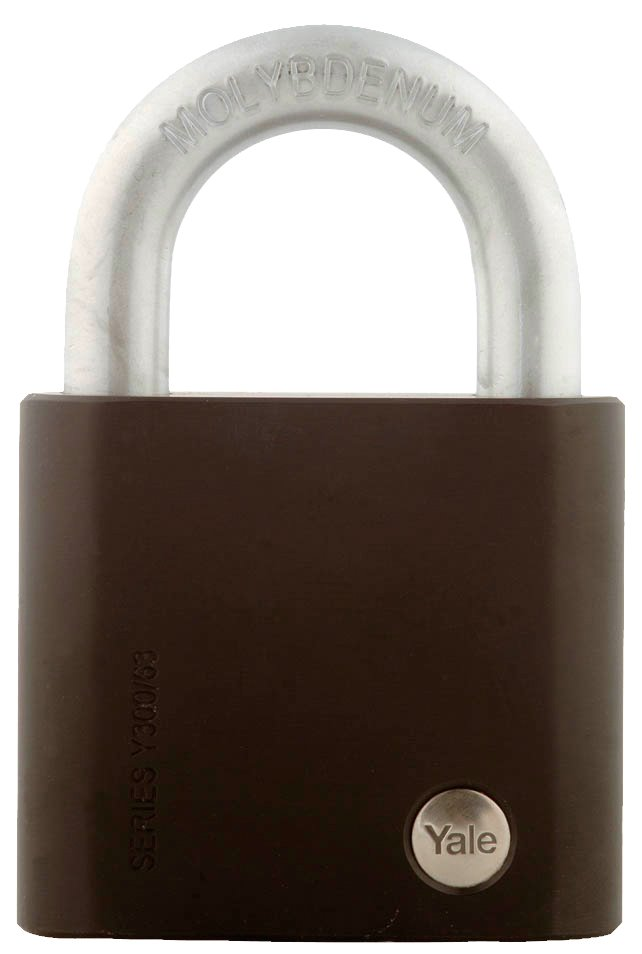 Y300 - Maximum Security Steel Padlock