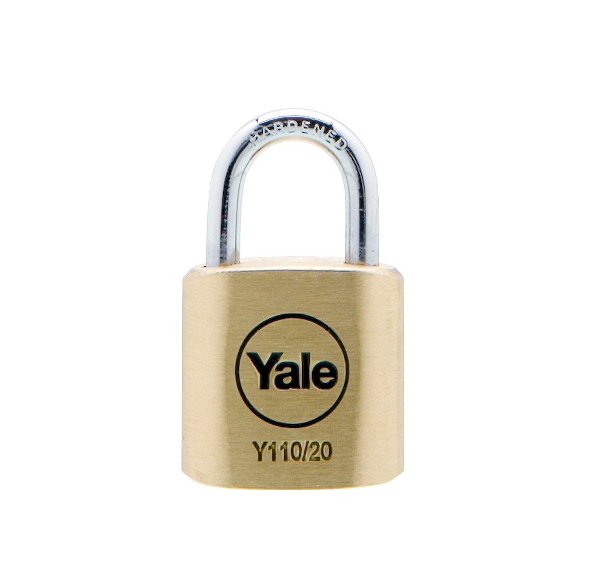 Y110 - Brass Padlock
