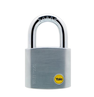 Y210 Steel Padlock with Steel Shackle