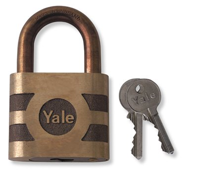 830/831 - Bronze Weatherproof Padlocks
