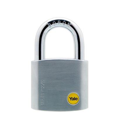 Y120 - Brass Padlock Dimple Key