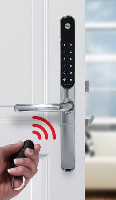 Keyfree Door Lock