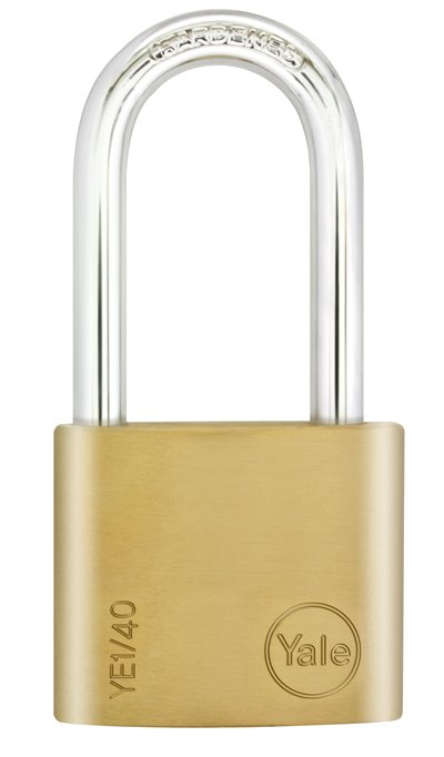 YE1 - Essential Padlock Long Shackle