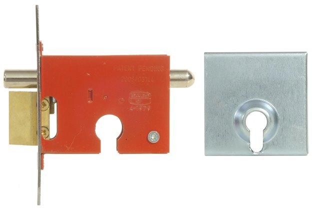 Euro Profile Security Gate Lock & Euro Cylinder - Security