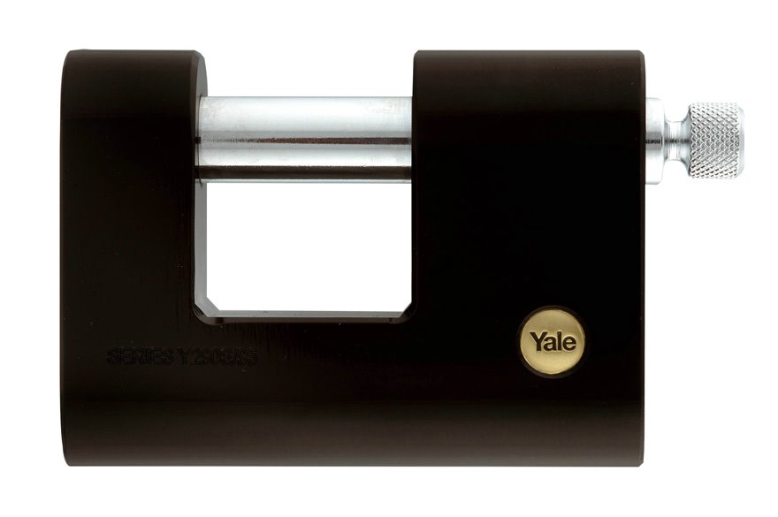 Y290S - Maximum Security Shutter Padlock
