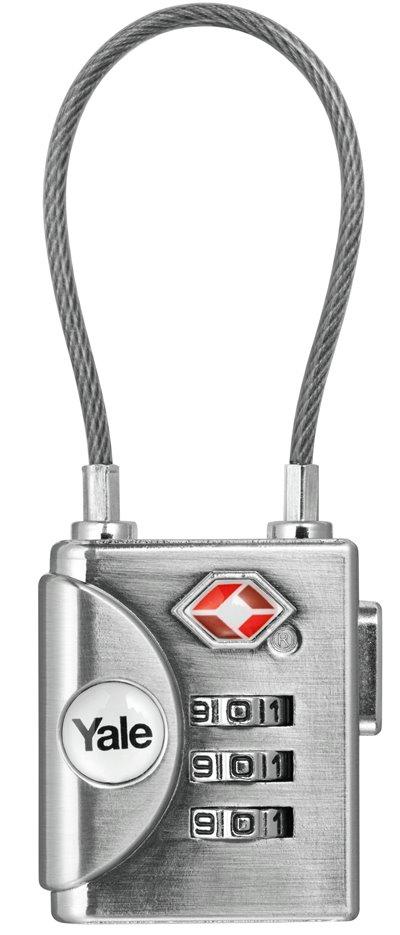 YTP3 - Terasest kaabliga kohvrilukk