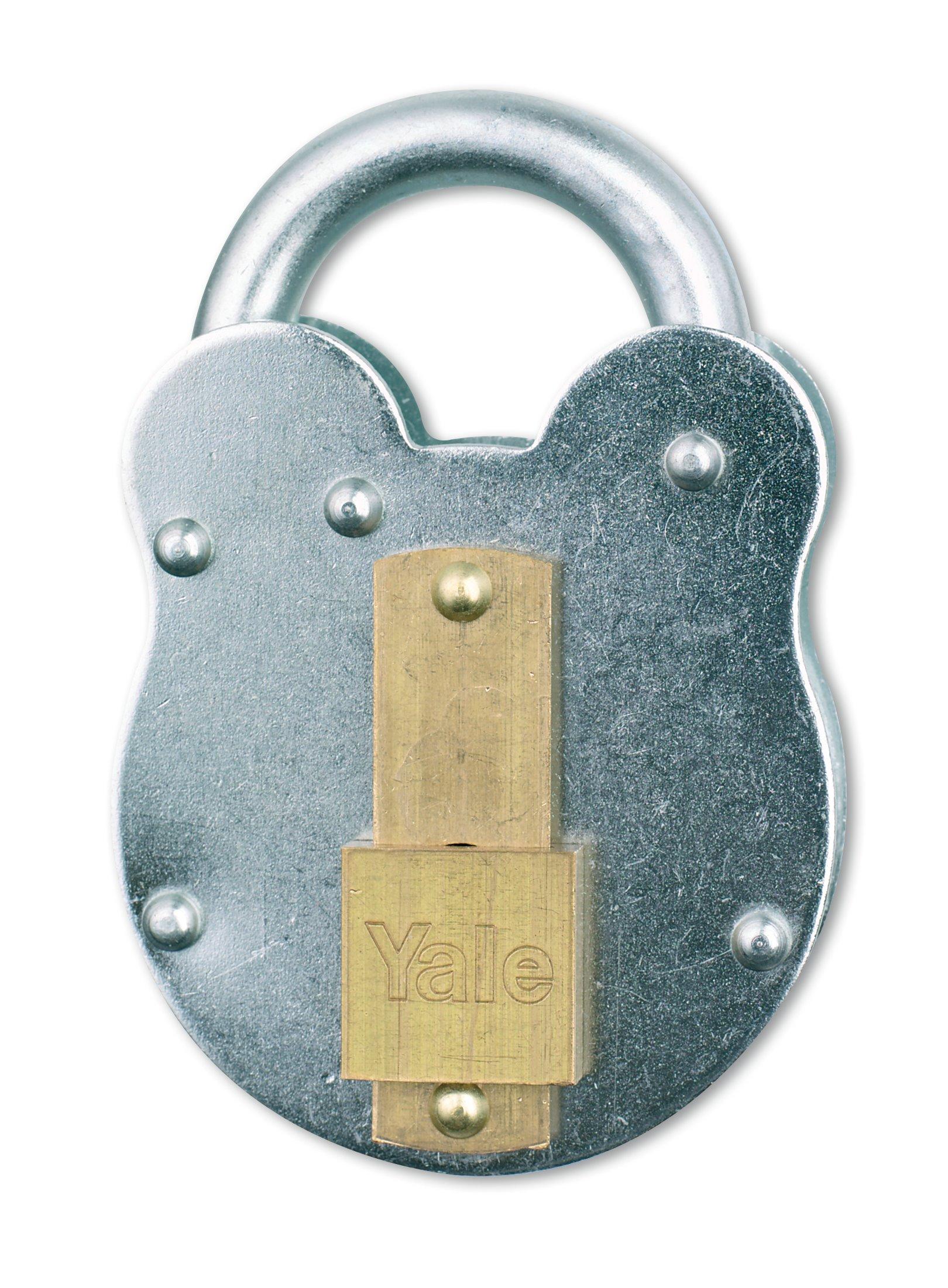 Y215 Traditional Padlock 53mm High Security Steel