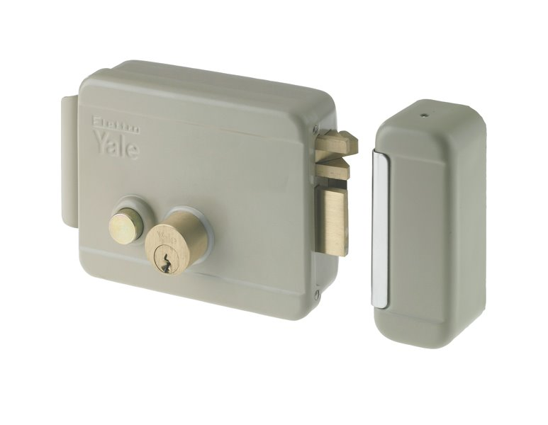 678 Electric Rim Lock Yale Middle East