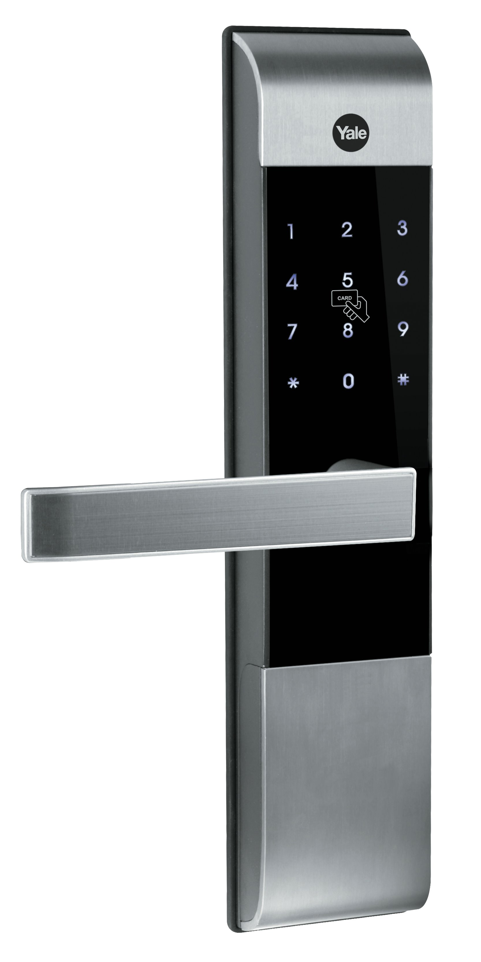Ydm3109 Rfid Motorized Lock Digital Door Lock