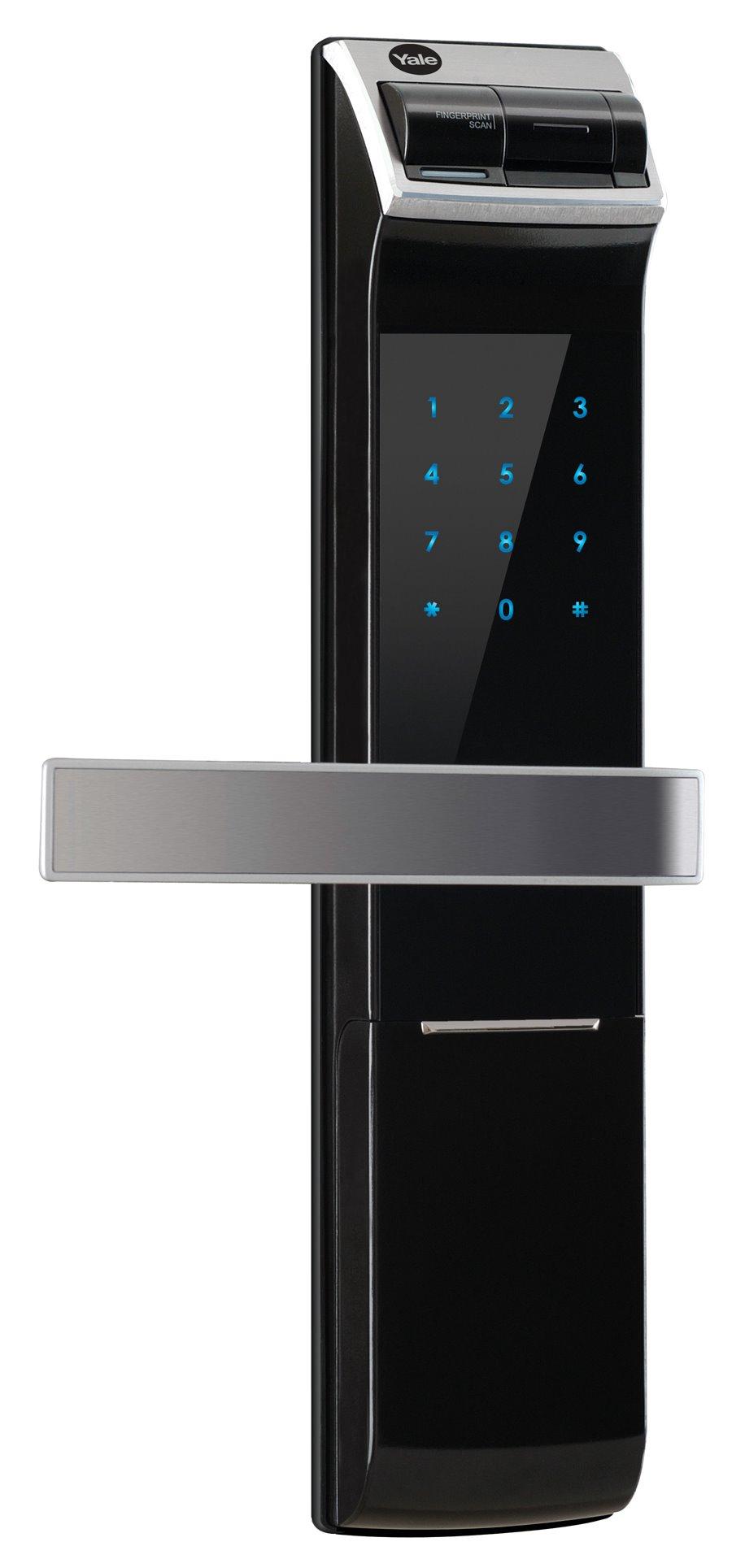 Ydm 4109 Biometric Fingerprint Digital Door Lock