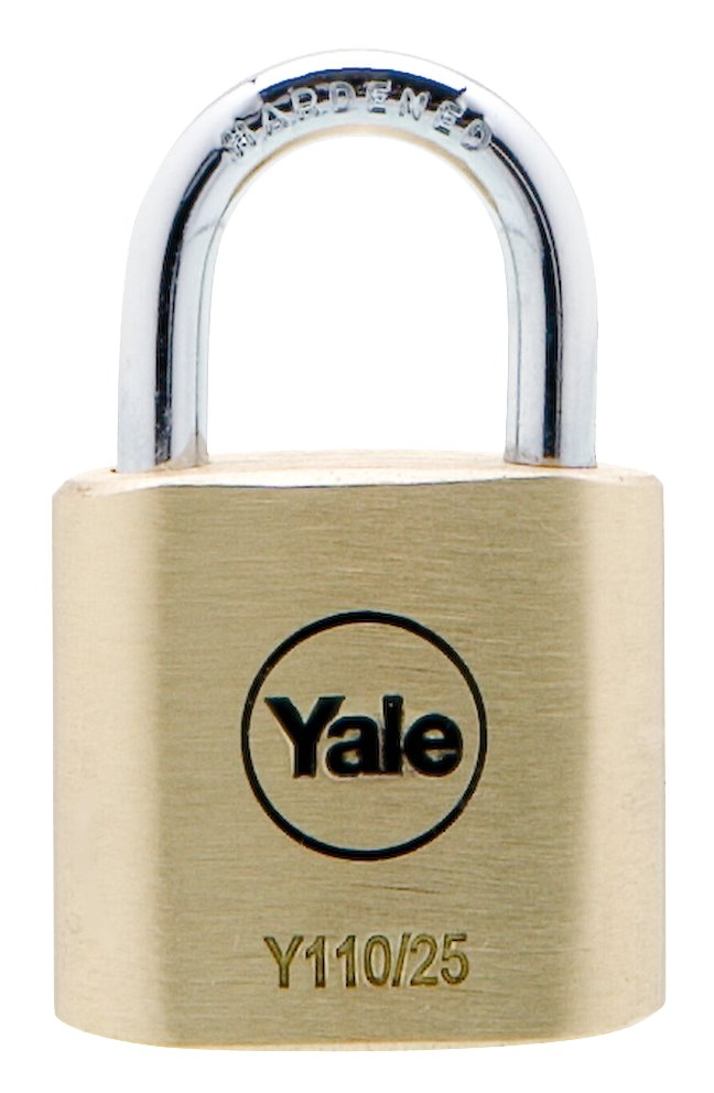 Y110 25 115 Yale Classic Series Outdoor Solid Brass