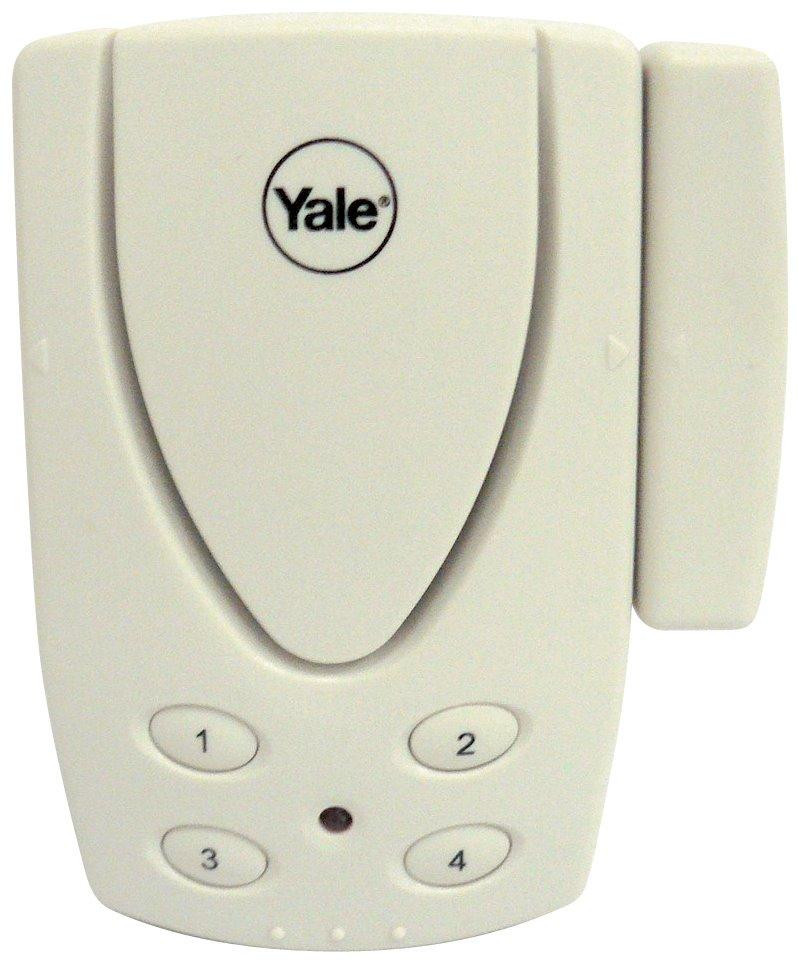 saa5060 yale door siren alarm with 4 digit programme. Black Bedroom Furniture Sets. Home Design Ideas