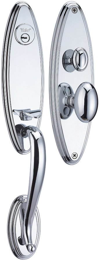 M8733 Bb Yale M8700 Series Classic Style Entrance Door